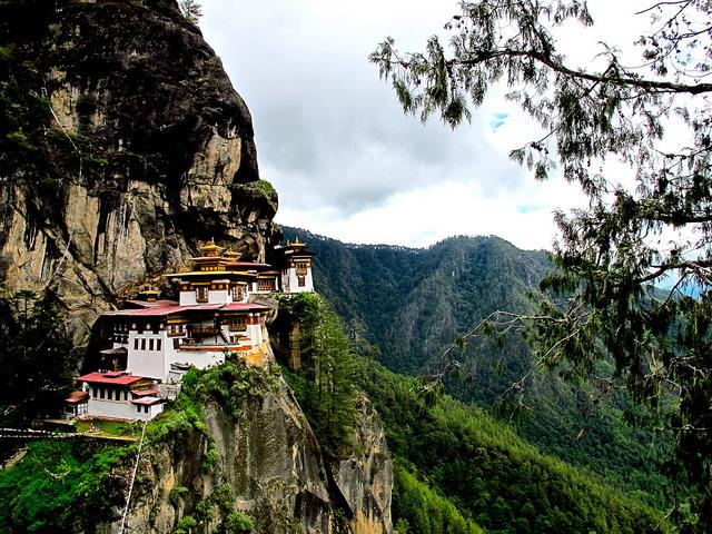 Image result for Taktsang in Bhutan